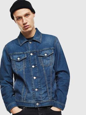 NHILL JOGGJEANS, Blue Jeans - Chaquetas de denim