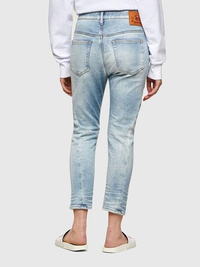 Diesel - Fayza JoggJeans® 069UY, Azul Claro - Vaqueros - Image 2