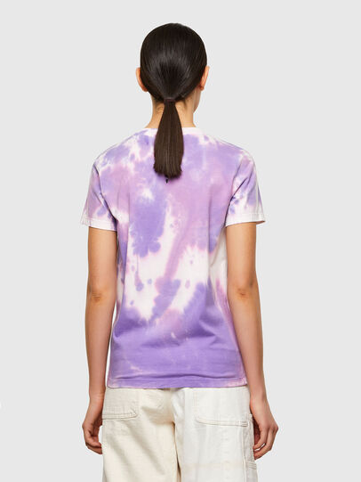 Diesel - T-SILY-A12, Lila - Camisetas - Image 2