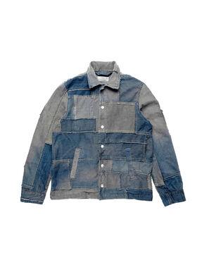 D-COACINQUE5, Blue Jeans - Chaquetas de denim
