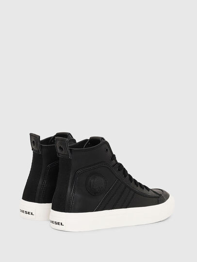 Diesel - S-ASTICO MID LACE W, Negro - Sneakers - Image 3
