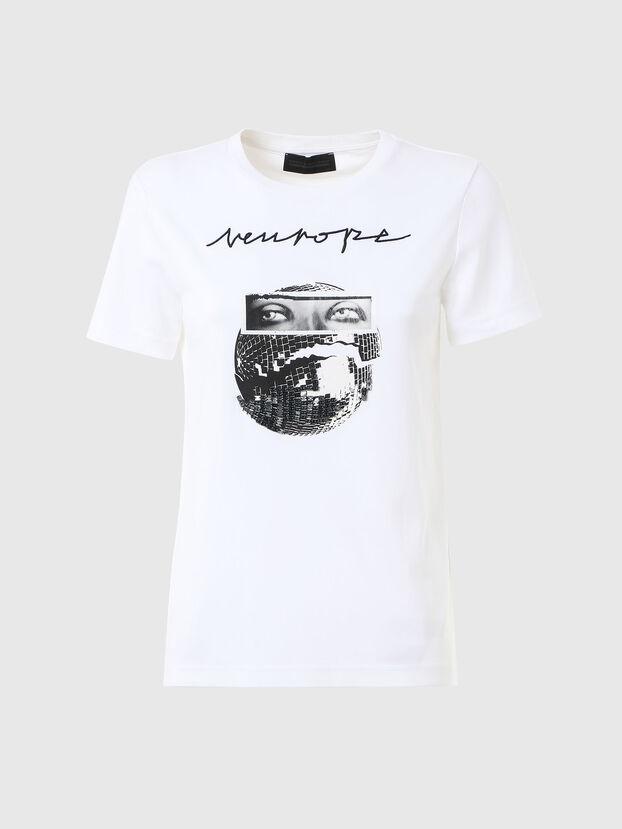 T-LYS, Blanco - Camisetas