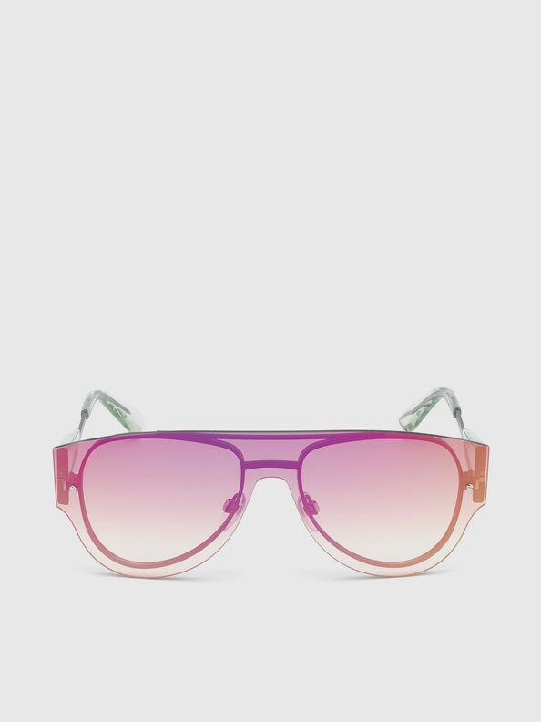 DL0273, Rosa/Blanco - Gafas de sol