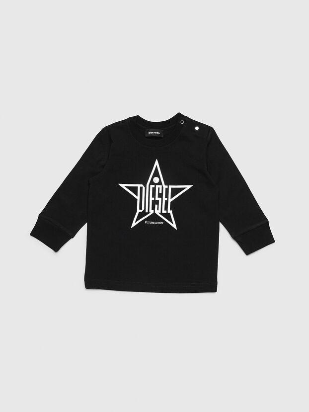 TDIEGOYHB-ML, Negro - Camisetas y Tops