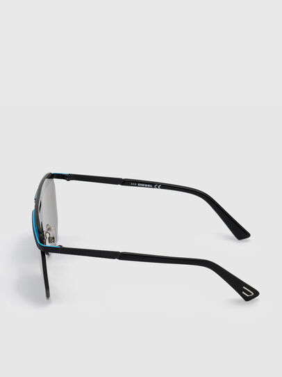 Diesel - DL0259, Azul - Gafas de sol - Image 3