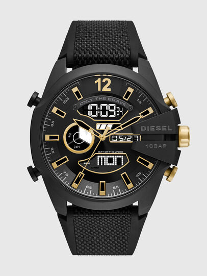 Diesel - DZ4552, Negro - Relojes - Image 1