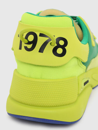Diesel - S-SERENDIPITY LC, Amarillo/Verde - Sneakers - Image 6