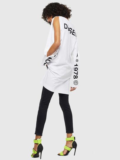 Diesel - T-ROSY, Blanco - Camisetas - Image 5