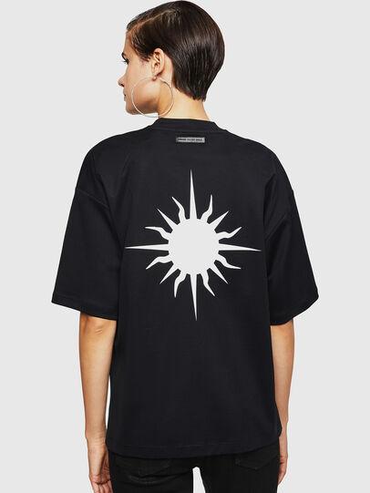 Diesel - TELIX-A, Negro - Camisetas - Image 2