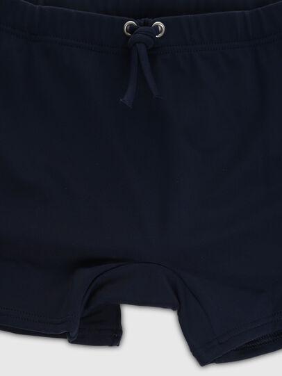 Diesel - MADYR, Azul Oscuro - Moda Baño - Image 3