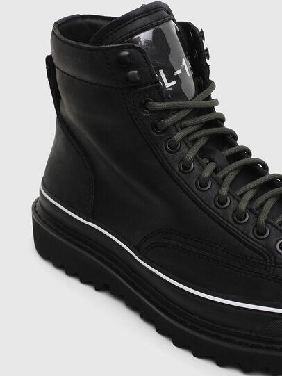 Diesel - H-SHIROKI DMBB, Negro - Sneakers - Image 4