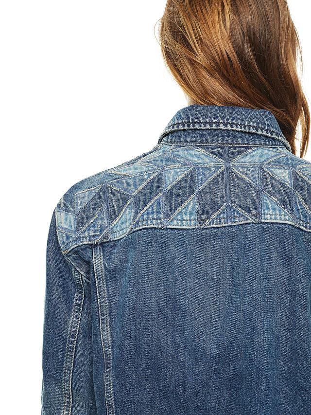 Diesel - WONDERY, Blue Jeans - Chaquetas - Image 4