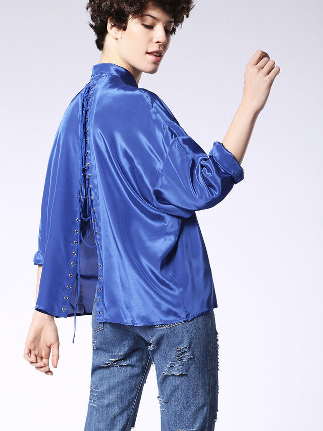 C-LURY, Azul Brillante