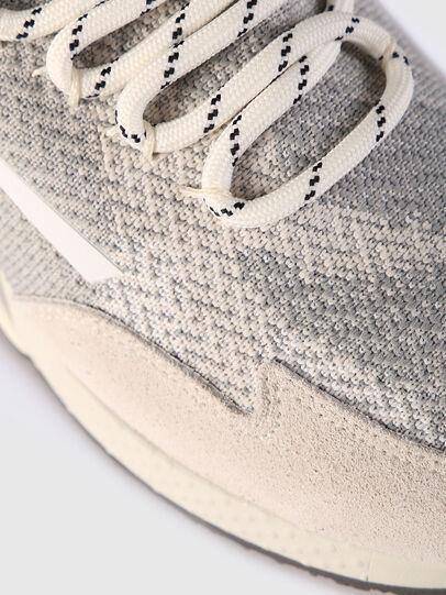 Diesel - S-KBY, Gris - Sneakers - Image 4