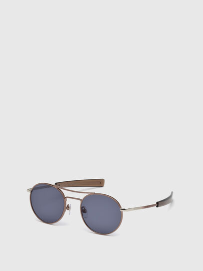 Diesel - DL0220, Bronce - Gafas de sol - Image 4