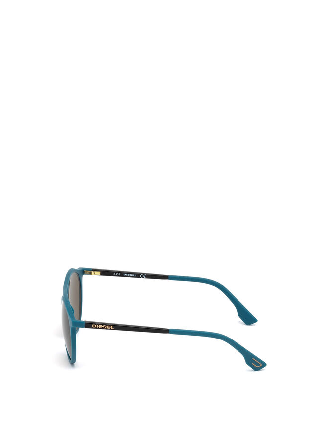 Diesel - DM0195, Azul - Gafas de sol - Image 3