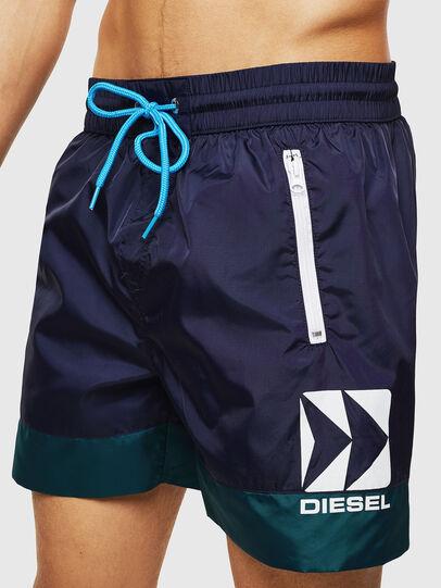 Diesel - BMBX-WAVE 2.017, Azul/Verde - Bañadores boxers - Image 3