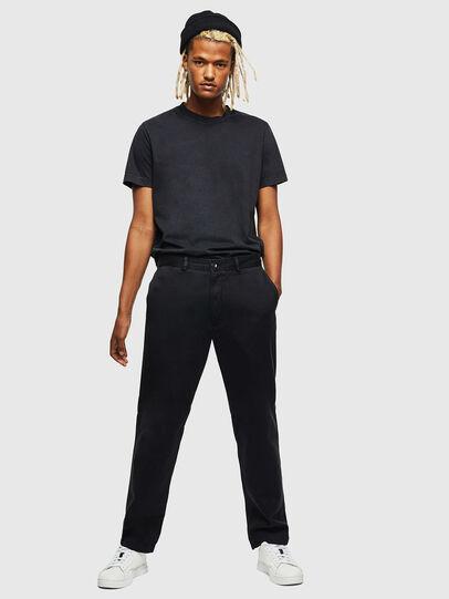 Diesel - P-JOSH, Negro - Pantalones - Image 4