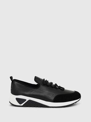 S-KBY, Piel Negra - Sneakers