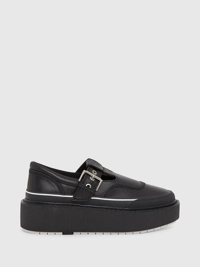 Diesel - H-SCIROCCO BA, Negro - Sneakers - Image 1