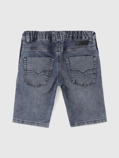 Diesel - KROOLEY-J SH JOGGJEANS, Azul medio - Shorts - Image 2