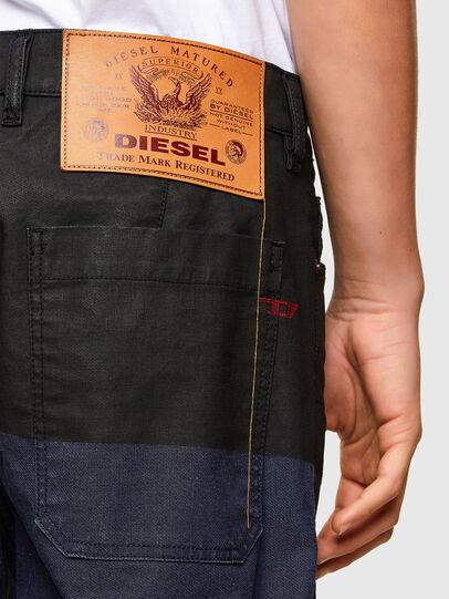 Diesel - D-Azerr JoggJeans® 0DDAY, Azul Oscuro - Vaqueros - Image 4