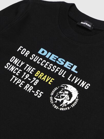 Diesel - SDIEGOXBJ, Negro - Sudaderas - Image 3