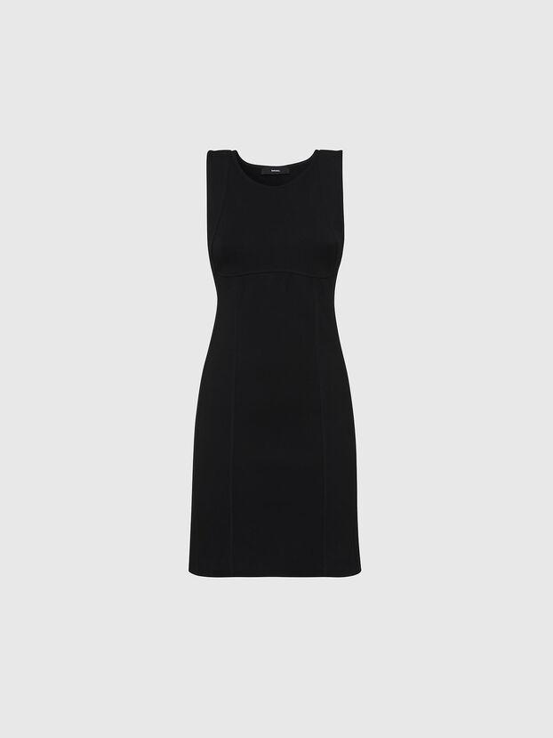 D-KLAREN, Negro - Vestidos