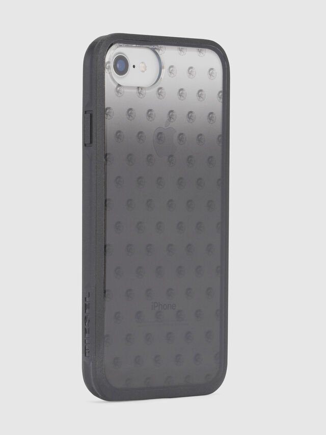 Diesel - MOHICAN HEAD DOTS BLACK IPHONE 8/7/6s/6 CASE, Negro - Fundas - Image 6