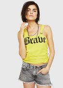 T-KARY-A, Amarillo - Camisetas