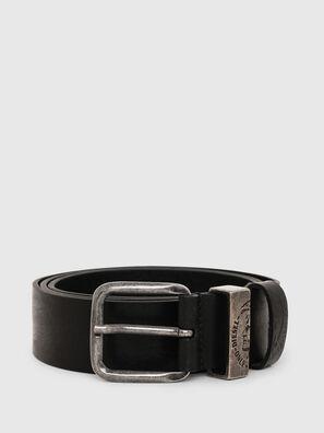 B-FRAG, Piel Negra - Cinturones