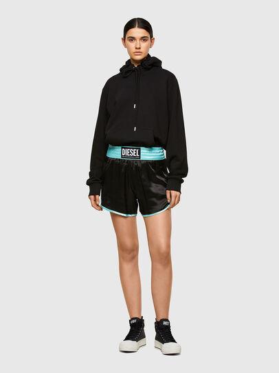 Diesel - S-DENA, Negro - Shorts - Image 4