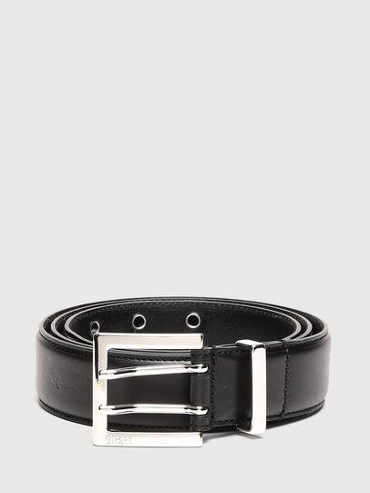 Diesel - B-ROCK, Negro - Cinturones - Image 1