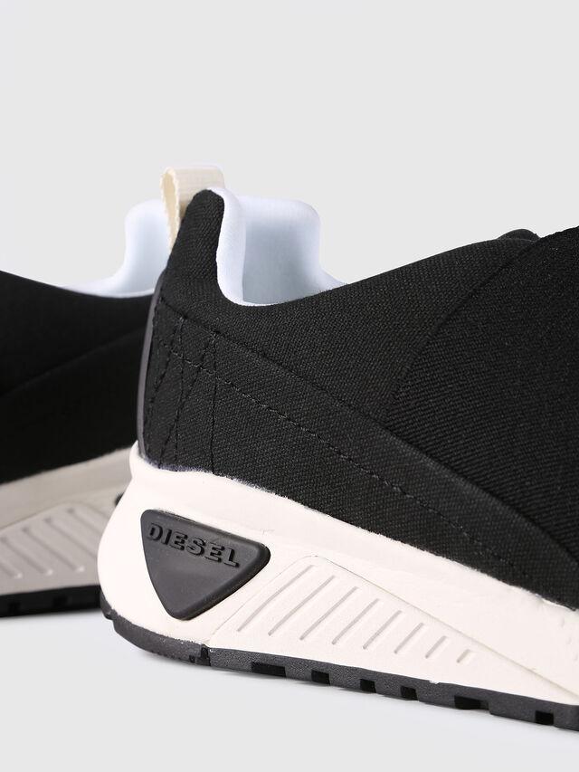 Diesel - S-KB ELASTIC, Negro - Sneakers - Image 5