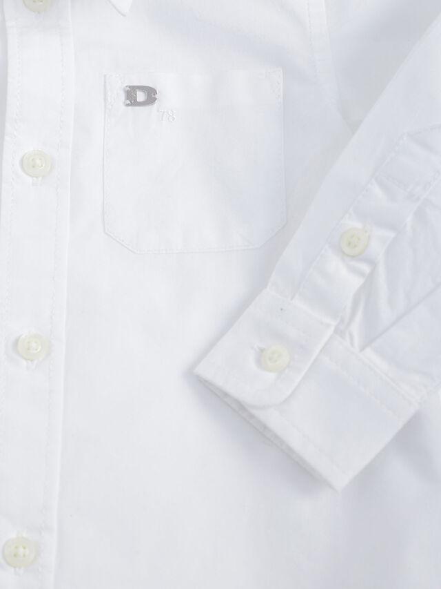 Diesel - CINDYB, Blanco - Camisas - Image 3