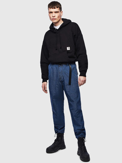 Diesel - P-BERG, Azul - Pantalones - Image 6