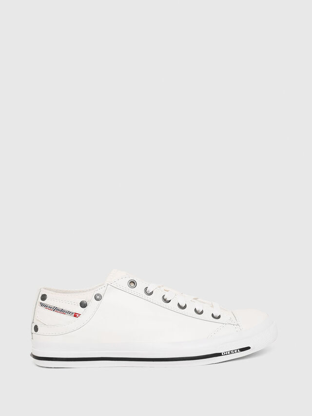 Diesel EXPOSURE IV LOW  W, Blanco - Sneakers - Image 1