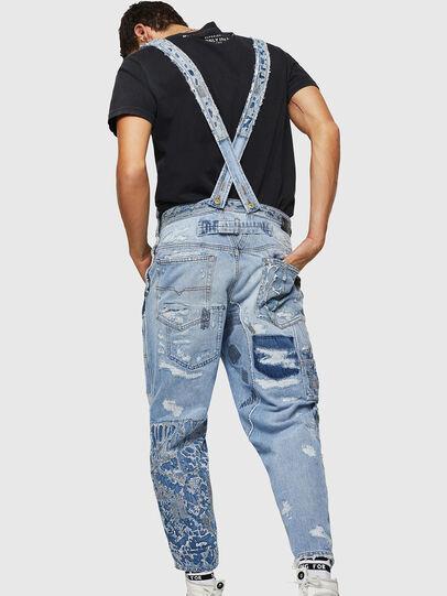 Diesel - D-HARU-SY, Blue Jeans - Monos - Image 2