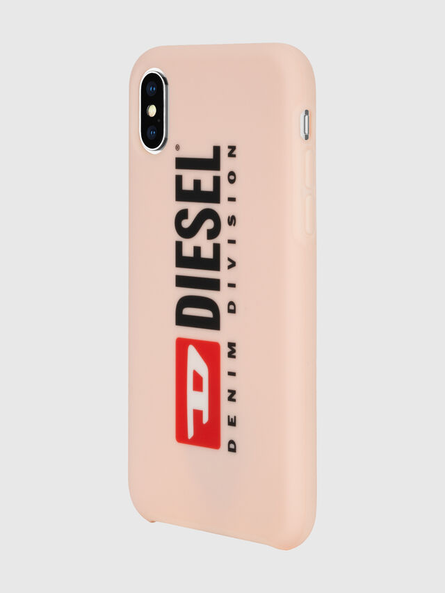 Diesel - DIESEL PRINTED CO-MOLD CASE FOR IPHONE XS & IPHONE X, Polvos de Maquillaje - Fundas - Image 6
