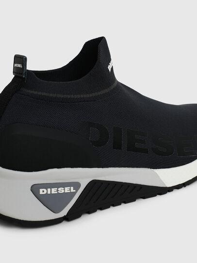 Diesel - S-KB ATHL SOCK II, Negro - Sneakers - Image 4
