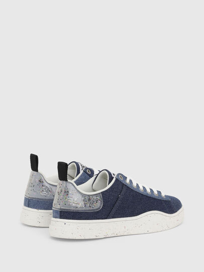 Diesel - S-CLEVER LOW LACE W, Azul - Sneakers - Image 3