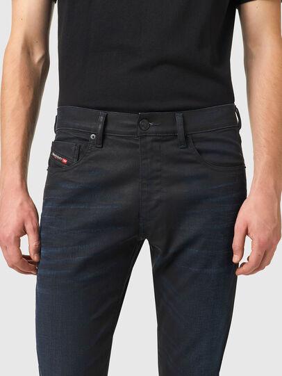 Diesel - D-Strukt JoggJeans® 069XN, Negro/Gris oscuro - Vaqueros - Image 3