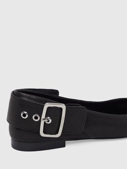 Diesel - D-MOMY BAT, Negro - Zapatos bajos - Image 4
