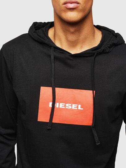 Diesel - UMLT-JIMMY, Negro - Camisetas - Image 3