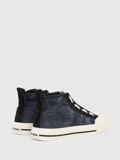 Diesel - S-ASTICO MZIP W, Azul - Sneakers - Image 3