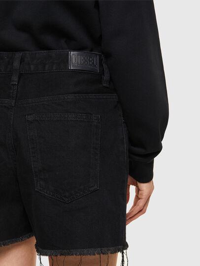 Diesel - DE-REG-R, Negro - Shorts - Image 3