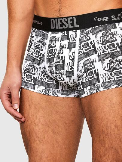 Diesel - UMBX-DAMIEN, Blanco/Negro - Boxers - Image 3