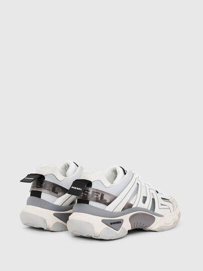 Diesel - S-KIPPER LOW TREK, Blanco - Sneakers - Image 3