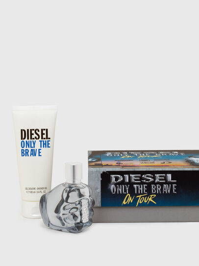 Diesel - ONLY THE BRAVE 50 ML GIFT SET, Celeste - Only The Brave - Image 1