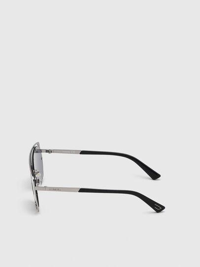 Diesel - DL0305, Gris/Negro - Gafas de sol - Image 3